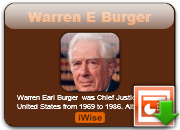 Warren E. Burger's quote #3