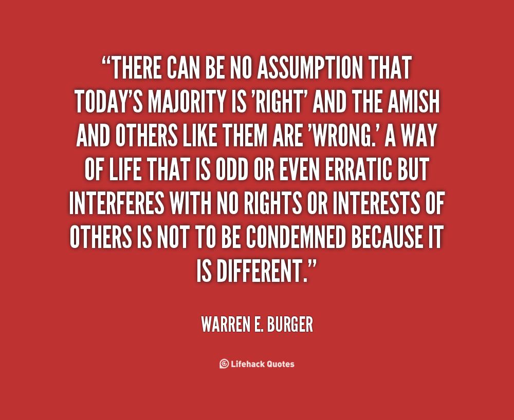 Warren E. Burger's quote #6