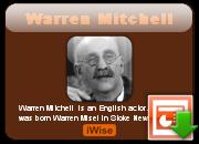 Warren Mitchell's quote #2