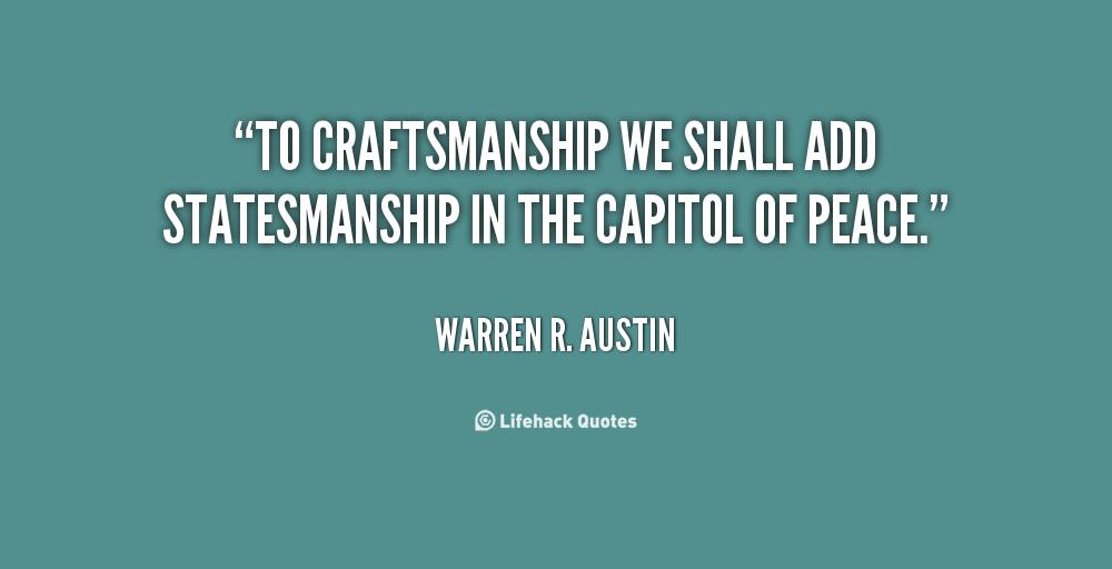 Warren R. Austin's quote