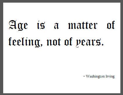Washington Irving's quote #5