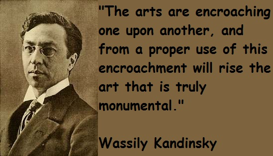 Wassily Kandinsky's quote #4