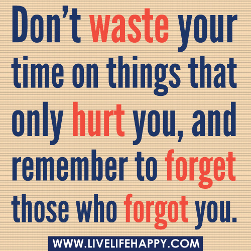Waste Time quote #1
