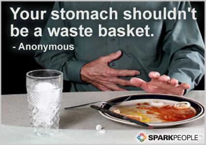 Wastebasket quote #2