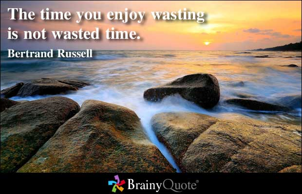 Wasting quote #3