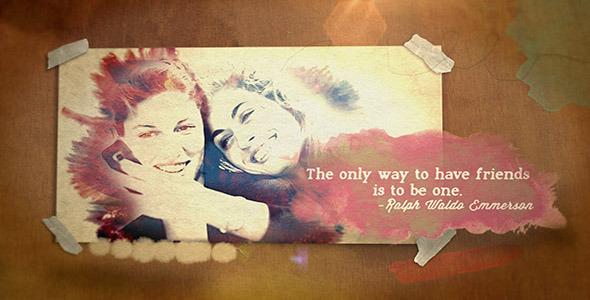 Watercolor quote #1