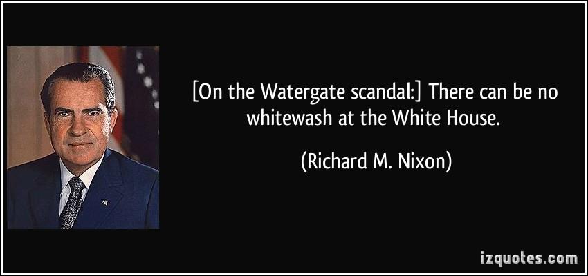 Watergate quote #2