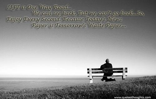 Way Life quote