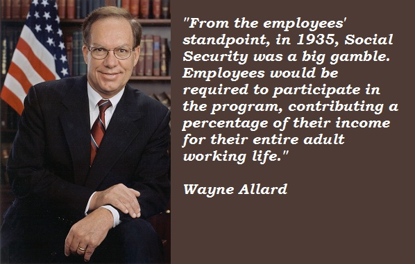 Wayne Allard's quote #3