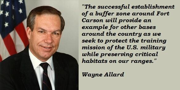 Wayne Allard's quote #4