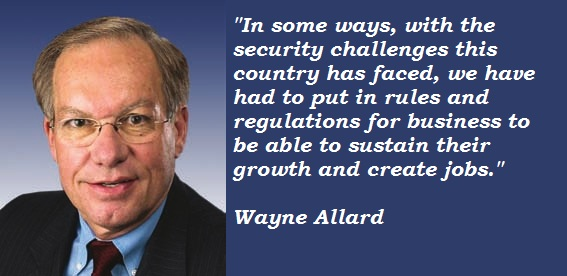 Wayne Allard's quote #5