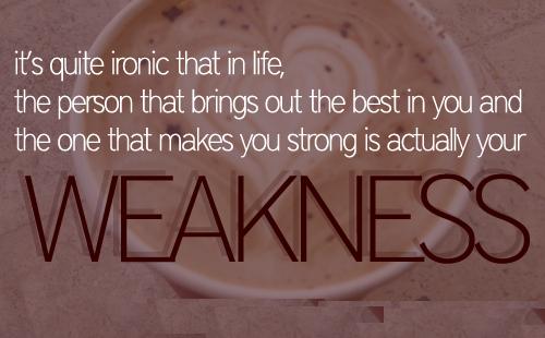 Weak quote #7