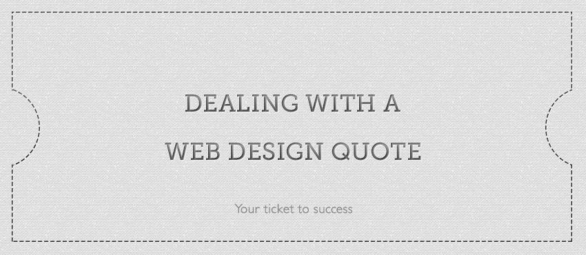 Web quote #2