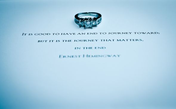 Famous Quotes About Wedding Ring Sualci Quotes