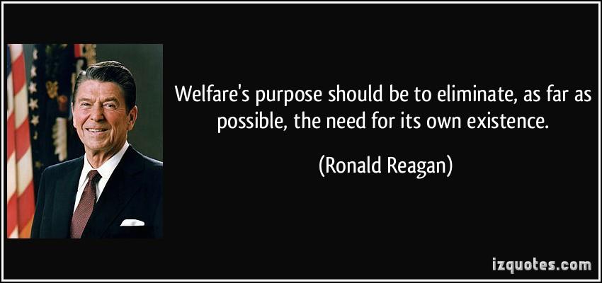 Welfare quote #2