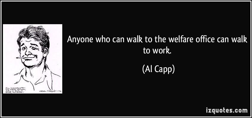 Welfare quote #6