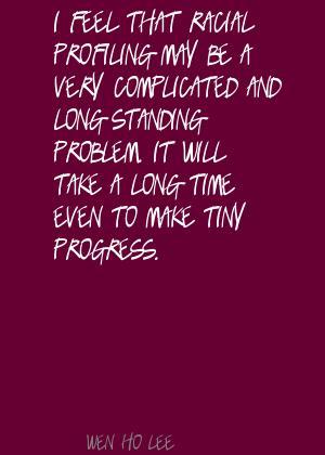 Wen Ho Lee's quote
