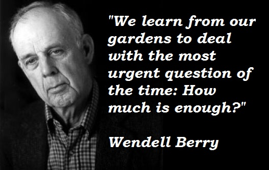 Wendell Berry's quote #1