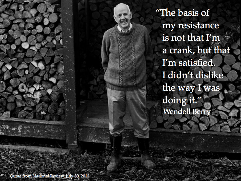 Wendell Berry's quote #5