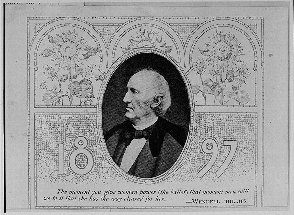 Wendell Phillips's quote #7