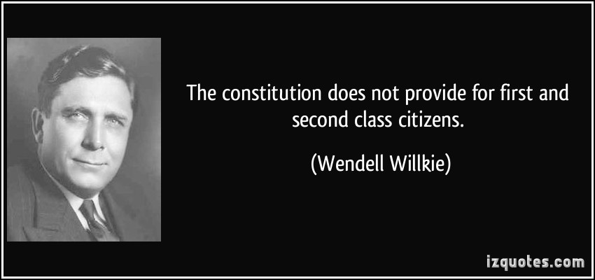 Wendell Willkie's quote #3