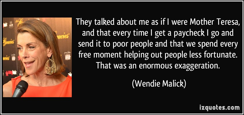 Wendie Malick's quote #2