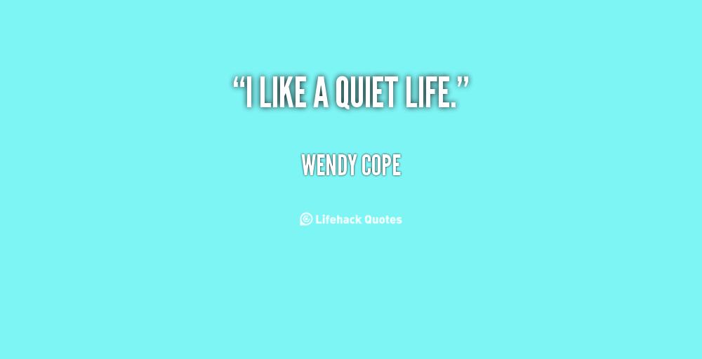 Wendy Cope's quote #5