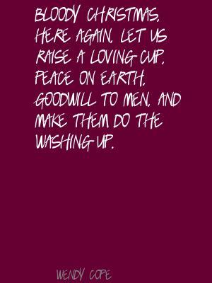 Wendy Cope's quote #6