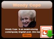 Wendy Cope's quote #7