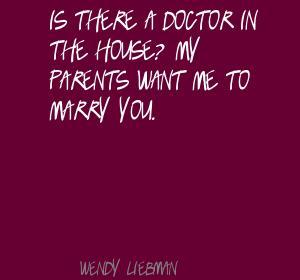 Wendy Liebman's quote #4