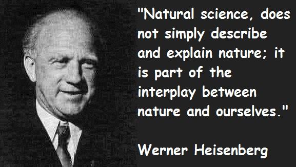 Werner Heisenberg's quote #3