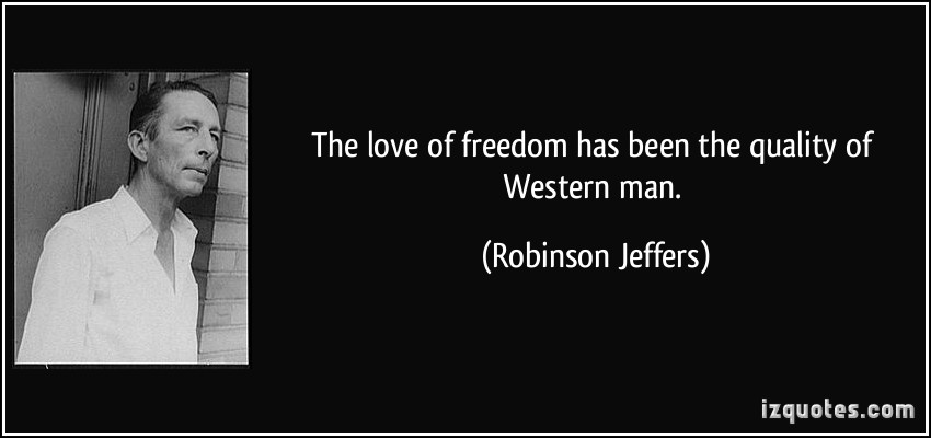 Western Man quote #2