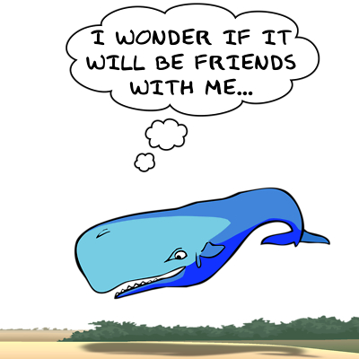 Whale quote #1