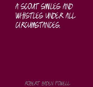 Whistles quote #1