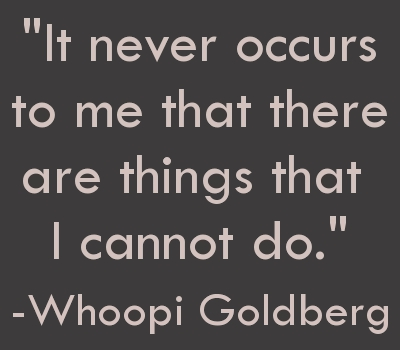 Whoopi Goldberg's quote #4
