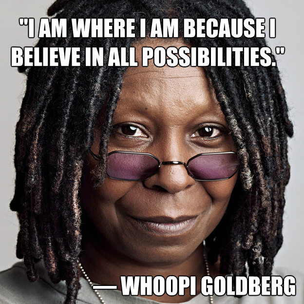 Whoopi Goldberg's quote #5
