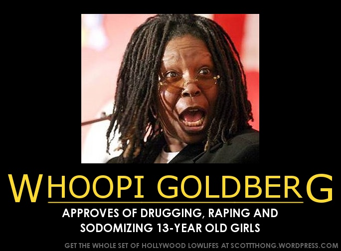 Whoopi Goldberg's quote