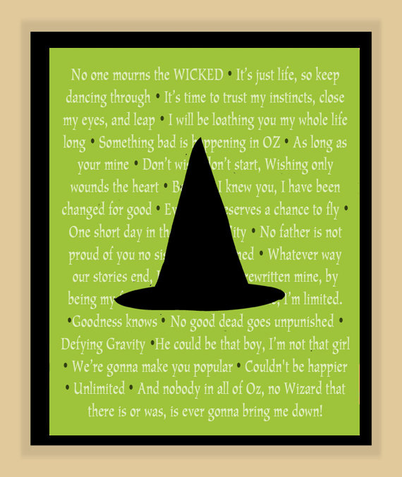 Wicked quote #3