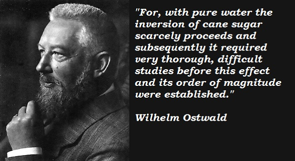 Wilhelm Ostwald's quote #2