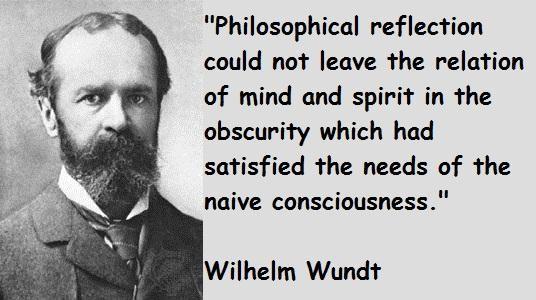 Wilhelm Wundt's quote #6