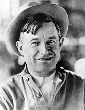 Will Rogers's quote #1