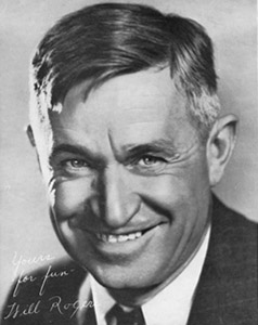 Will Rogers's quote #4