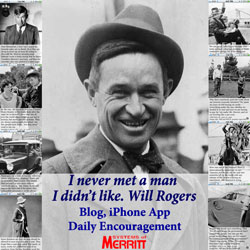 Will Rogers's quote #3