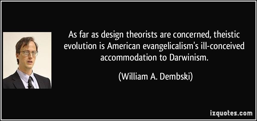 William A. Dembski's quote #1