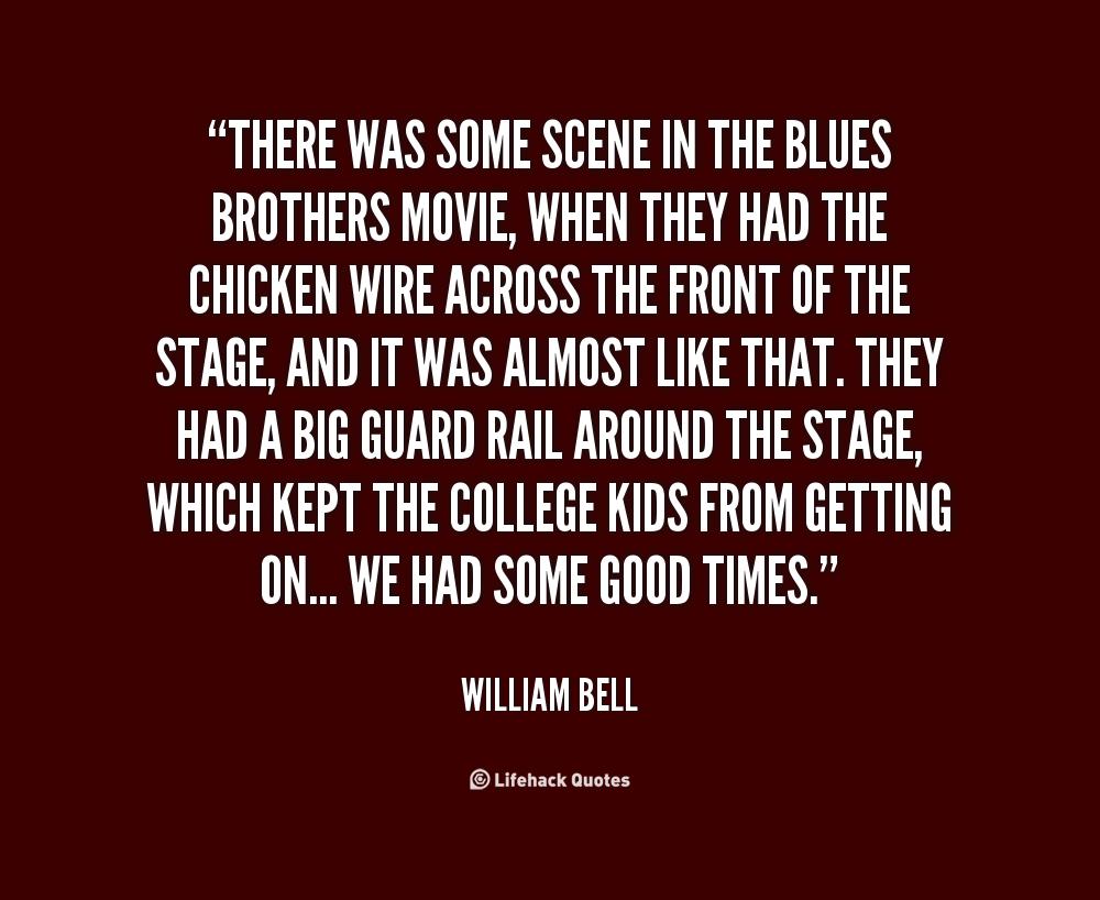 William Bell's quote #5