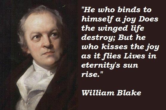 William Blake's quote #7
