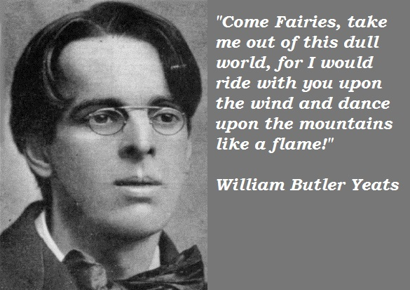 William Butler Yeats's quote #4