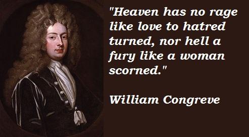 William Congreve's quote #3