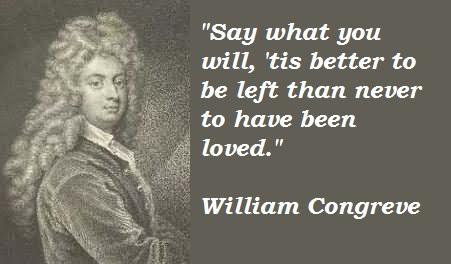 William Congreve's quote #6