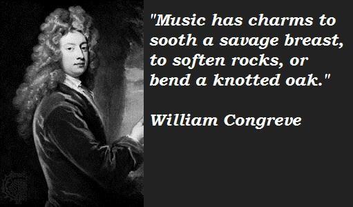 William Congreve's quote #2